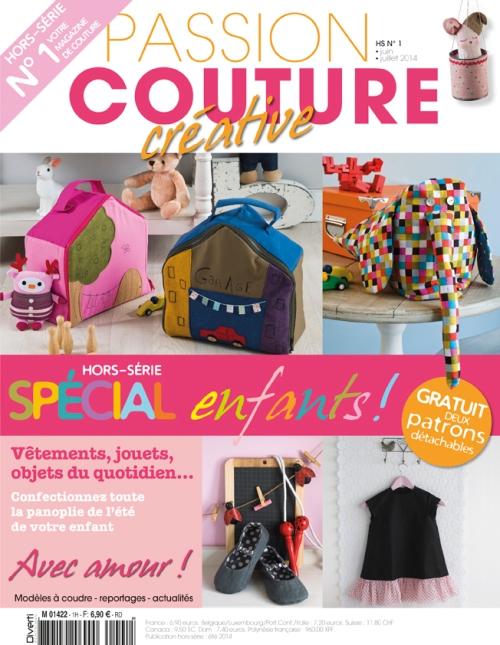couverture couture passion