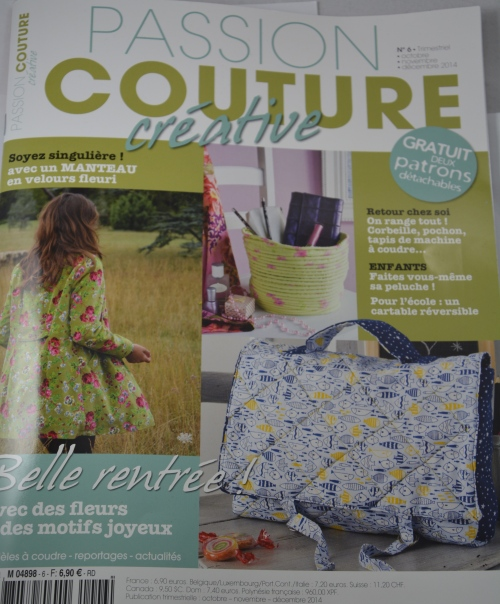 passion couture creative couverture