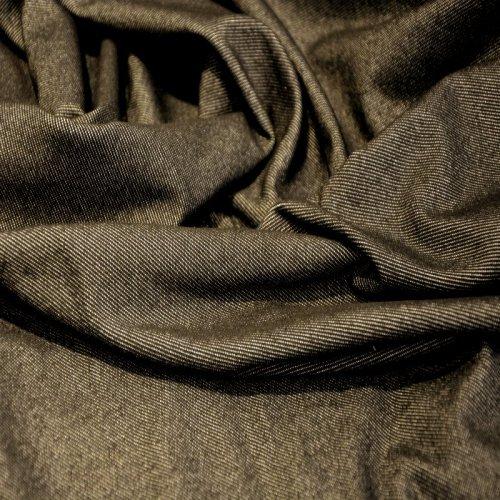 jeans viscose noir
